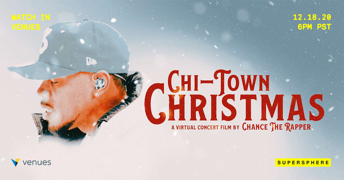 "Chance the Rapper to Premiere ""Chi-Town Christmas"" Concert in Venues"